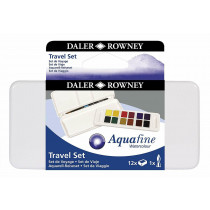 Aquarell Postkarten Set