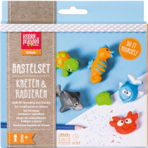 Kneten & Radieren Set Seaworld
