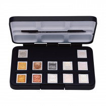 Aquarell Pocketbox Metallic