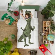 Bettwäsche Dino