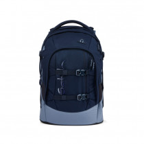 Schulrucksack Limited Edition Solid Blue