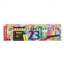 STABILO BOSS 23er Set Limited Edition
