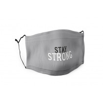 """Gute Laune Maske """"Stay strong"""""""