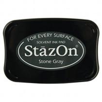 Stempelkissen StazOn, steingrau