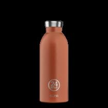 Trinkflasche Sonnenuntergang Orange 0.5l