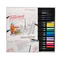 Tombow ABT Brush Pen Geschenkset