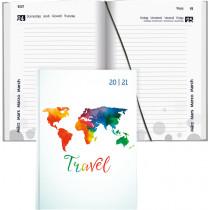Schüleragenda Travel