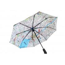 Regenschirm Rainmap Zürich No. 2