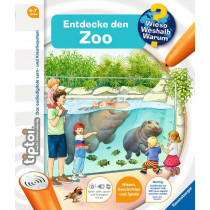 Entdecke den Zoo