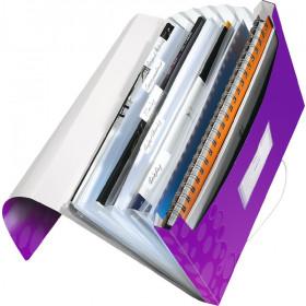 Projektmappe A4, violett