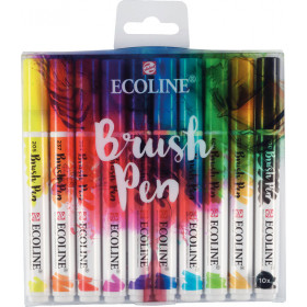 Brushpen 10er Set Basic