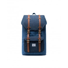 Rucksack Little America Indigo Denim