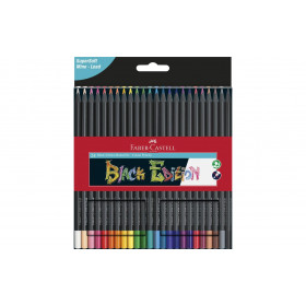 Buntstifte Black Edition 24-er Etui