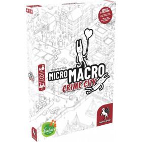 MicroMacro Crime City - Spiel des Jahres 2021