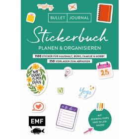 Bullet Journal- Stickerbuch- Planen & Organisieren
