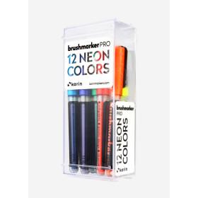 Brush Marker Pro Neon Colours