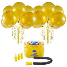Party Ballons gold