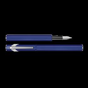 Caran d'Ache Füllhalter 849 Fluo blau M