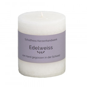 Duftkerze Edelweiss gross