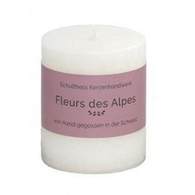 Duftkerze Fleurs des Alpes Suisse gross