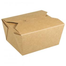 Geschenk-Boxen 600ml mittelbraun