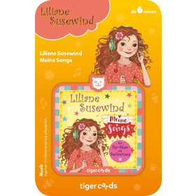 Tigercard Liliane Susewind Meine Songs