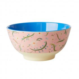 Melamin Bowl Delightful Daisies