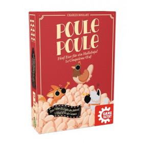 Kartenspiel Poule Poule