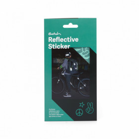 Reflective Sticker mint