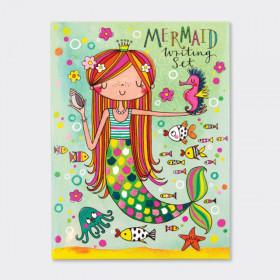 Briefpapier-Set Mermaid & Seahorse