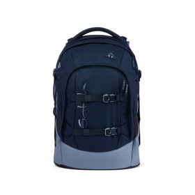 satch Schulrucksack Limited Edition Solid Blue