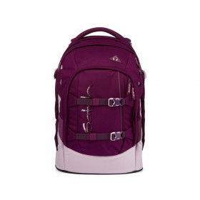 satch Schulrucksack Limited Edition Solid Purple