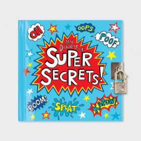 Tagebuch Super Hero