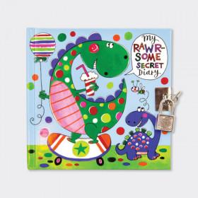 Tagebuch Rawr‐some Dinosaurs