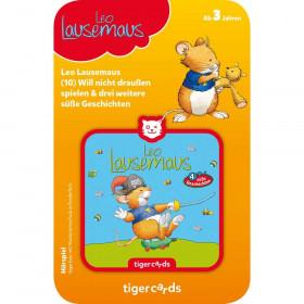 Tigercard Leo Lausemaus - Geht auf Schatzsuche