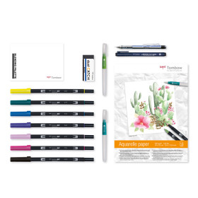 "Have Fun @ Home Set ""Watercoloring"""