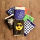Bastelset Eiskratzer mit Handschuh Beispiele
