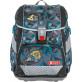2in1 Plus Reflect Schulrucksack Set 6teilig Stone Explosion Limited Edition vorne
