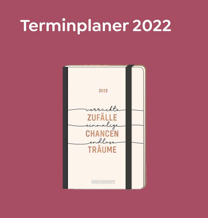 dadodo Kalender und Terminplaner 2022